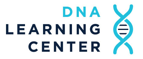 DNA Learning Center Logo